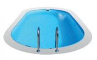 Гостиница Лайнер - иконка «бассейн» в Полтавке