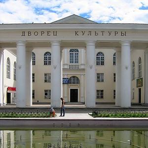 Дворцы и дома культуры Полтавки