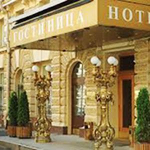 Гостиницы Полтавки