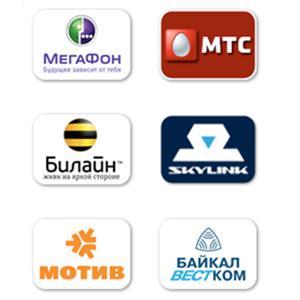 Операторы сотовой связи Полтавки