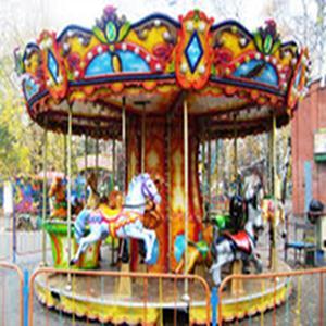 Парки культуры и отдыха Полтавки
