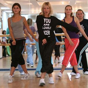 Школы танцев Полтавки