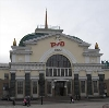 Железнодорожные вокзалы в Полтавке